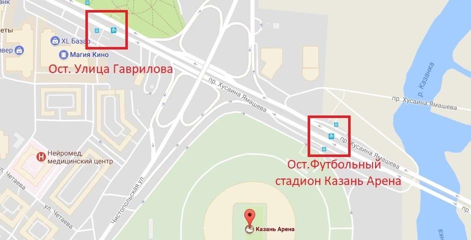 Как доехать до жд вокзала в казани от площади тукая 7