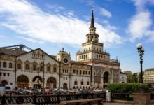 КАЗАНСКИЙ ВОКЗАЛ В МОСКВЕ: КАК ДОБРАТЬСЯ