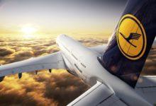 Промокоды Lufthansa на скидку 1500₽ ( или 20€ )