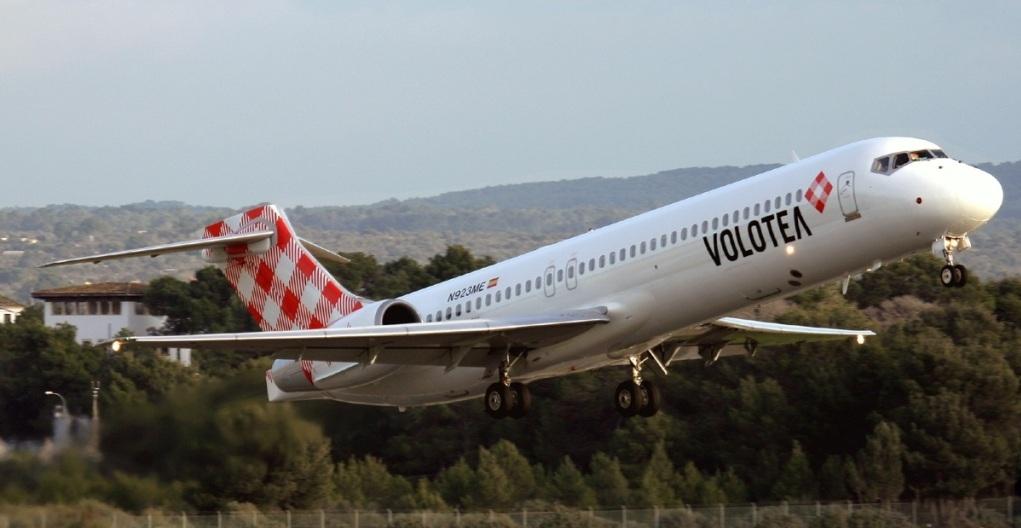 Билеты по Европе за 1€ от Volotea (для членов клуба)!