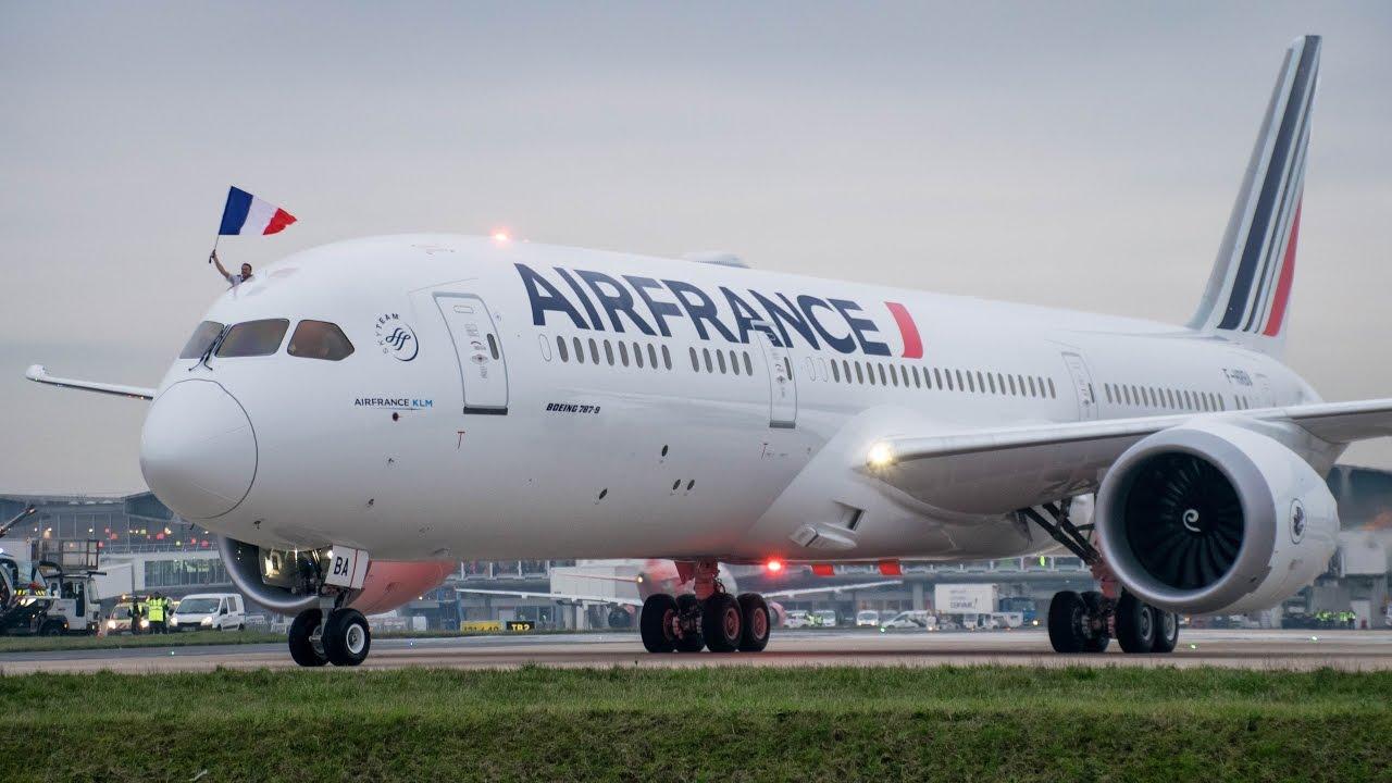 Промокод 2000₽ от Air France на перелеты из Москвы в Париж