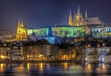 Из Москвы в Прагу на майские за 8600₽ туда-обратно