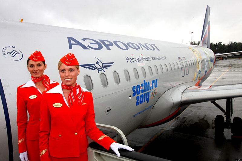 Хит-тарифы от Аэрофлота! Прямые перелеты из Москвы в Европу от 9400 руб. туда-обратно до конца марта!