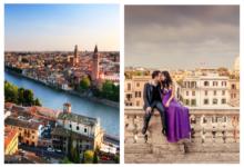 Прямые рейсы из Москвы в Верону за 12700₽ туда-обратно все лето 2019!