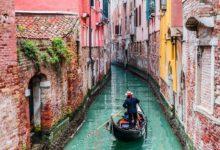 Дешевый чартер из Москвы в Венецию за 8100₽ туда-обратно в июле!