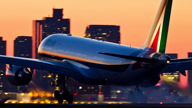 Промокод Alitalia на скидку 20% на перелеты из Москвы и Петербурга в Европу!