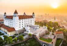 Дешевые билеты из Москвы в Братиславу за 4200₽ туда-обратно в октябре
