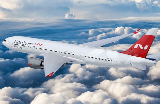 Распродажа Nordwind: перелеты в Москву из регионов и наоборот со скидкой до 30%