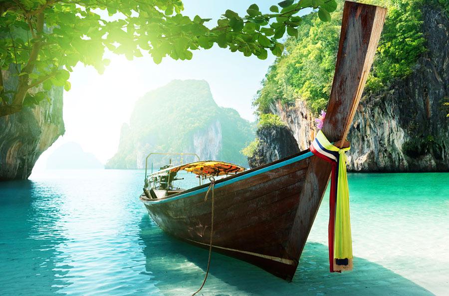Прямые дешевые перелеты в Таиланд из Москвы за 26300₽ туда-обратно в ноябре!