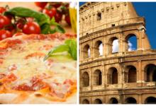 Дешевые авиабилеты в Рим за 10600₽  туда-обратно все лето!