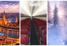 Перелет из Вероны в Москву за 3500₽ уже в ближайшую субботу