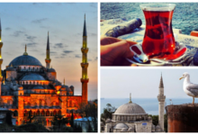 Дешевые перелеты из Петербурга в Стамбул за 7700₽ туда-обратно