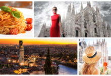 Дешевые билеты в Италию весной — от 2500₽