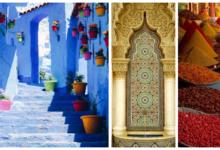 Дешевые перелеты из Москвы в города Марокко всего от 10890₽ туда-обратно