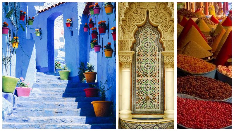 Перелеты из Москвы в Марокко (Касабланку) за 10000 руб. туда-обратно