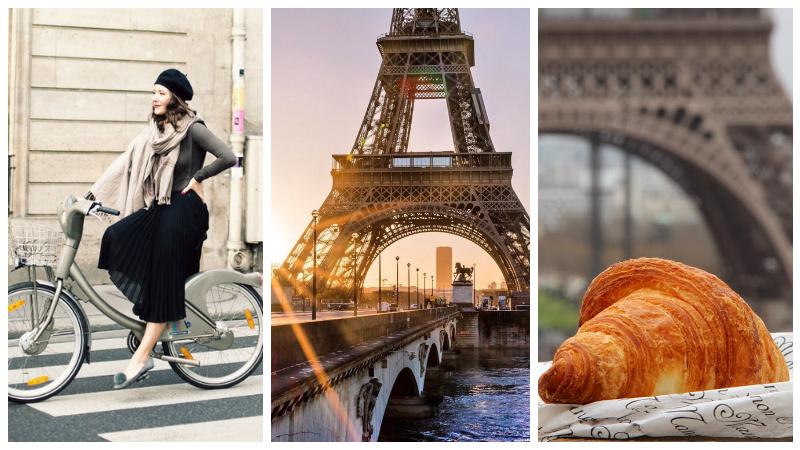 Прямой рейс из Москвы в Париж всего за 11700 руб. туда-обратно и с багажом!