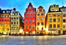 Прямые рейсы из Москвы в Стокгольм за 8500₽ туда-обратно