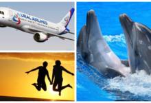Ural Airlines: скидки до 30% из регионов на Юг России