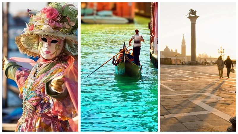 Провести выходные в Италии! Билеты из Москвы в Венецию или Калабрию от 8990₽ туда-обратно (с багажом)