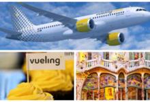 Распродажа Vueling! Перелеты по Европе до декабря от 920 рублей!
