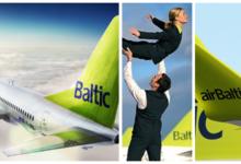 У AirBaltic большие скидки! Перелеты из регонов России в Европу от 5400 руб. туда-обратно