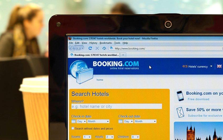 10% скидка в подарок от Booking.com за бронирование отеля