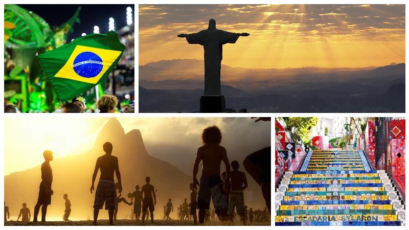 Перелеты из Москвы в Рио-де-Жанейро  всего за 30700₽ туда-обратно!