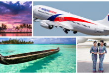 Распродажа Malaysia Airlines: авиабилеты по Азии и в Австралию от 2300₽ туда-обратно