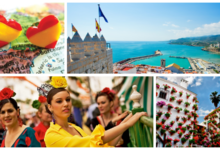 На самый юг Испании!! Перелеты из Москвы в Малагу за 12400₽ туда-обратно с багажом в мае и июне!