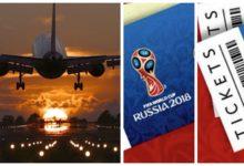 Бюджетные перелеты между Сочи и городами-хозяевами чемпионата мира по футболу 2018 года