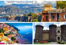Дешевые билеты из Петербурга в Неаполь в августе за 8000₽ туда-обратно