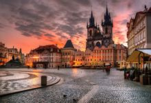 Прямые рейсы из Казани в Прагу всего за 13100₽ туда-обратно