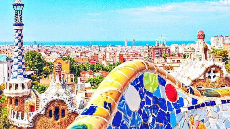 Раннее бронирование: Билеты из Питера в Барселону за 10700₽ туда-обратно!