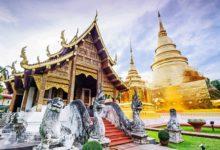 Приятные цены на перелеты из Москвы на север Таиланда (Чиангмай) – от 25500₽ туда-обратно
