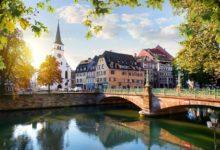 Дешевые билеты из Москвы в Страсбург (Франция) за 8700₽ туда-обратно