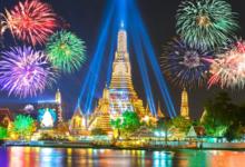 Новый год в Тайланде! Из Москвы в Бангкок за 32000 руб. туда-обратно