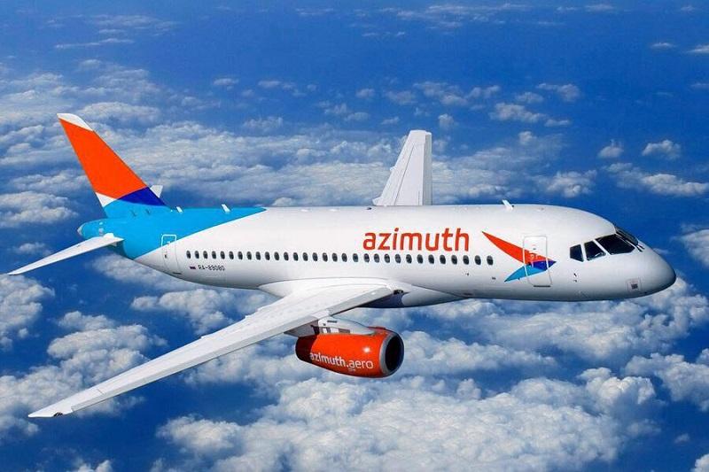 Азимут: новый промокод на скидку 300 рублей на перелеты в феврале