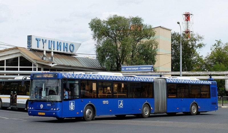 Тушинская автостанция в Москве (Автовокзал Тушино): как добраться