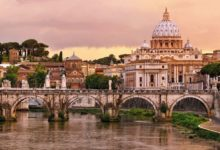 Авиабилеты из регионов России в Рим от 11900₽ туда-обратно