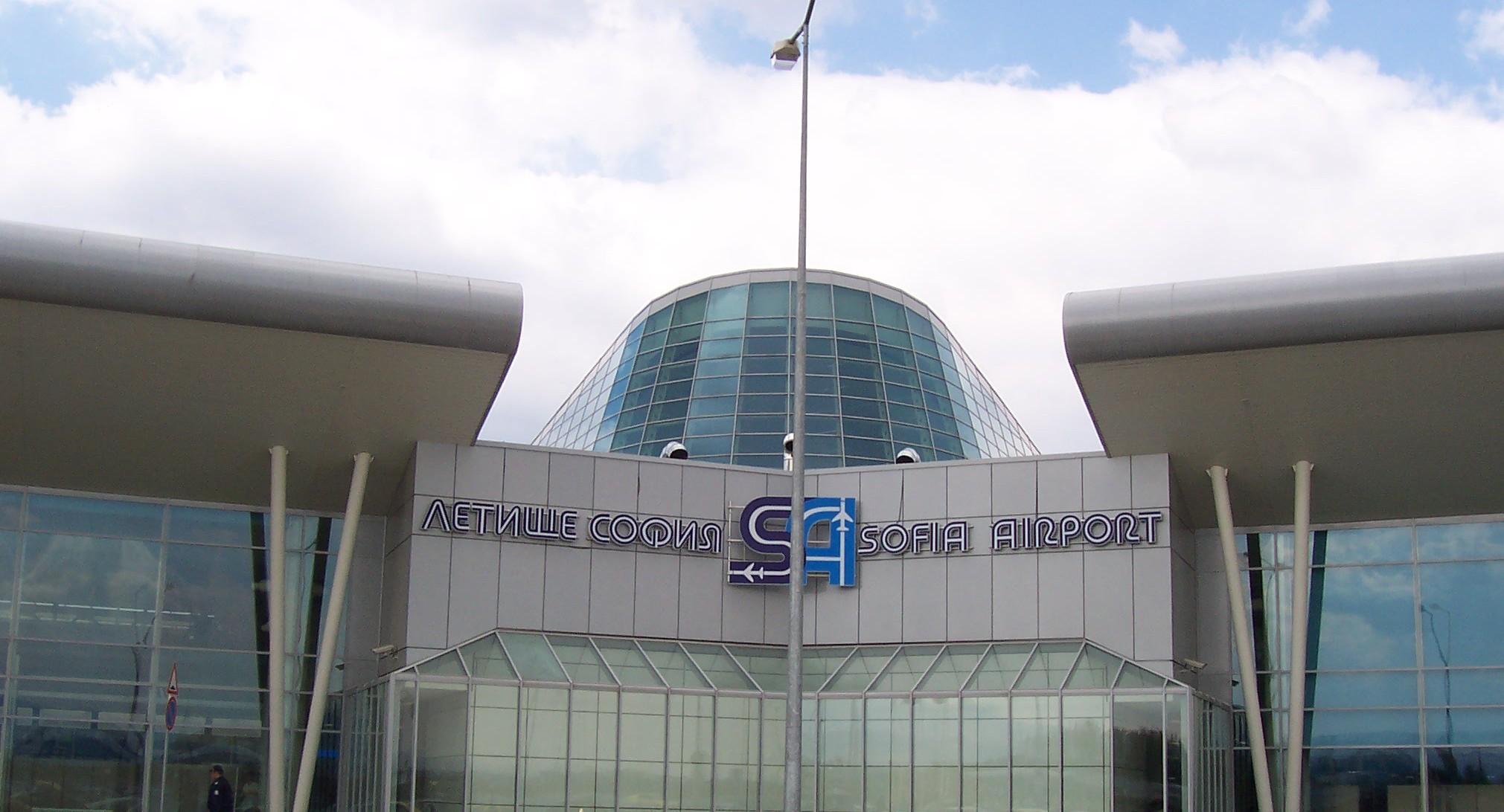 Как добраться из аэропорта Софии в центр города