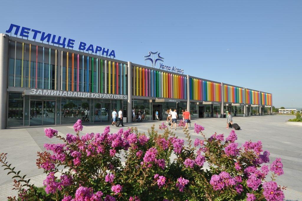 Как добраться из аэропорта Варны до города и близлежащих курортов