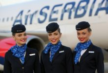 Большая распродажа Air Serbia! Билеты из Москвы в Европу от 4600 руб. туда-обратно (лето-осень)
