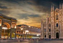 Для петербуржцев! Билеты в Милан из соседнего аэропорта всего за 3700₽ туда-обратно осенью!