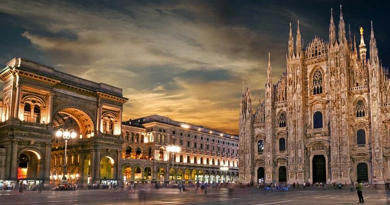 Еще дешевле! Перелеты из Москвы в Милан за 5500₽ туда-обратно