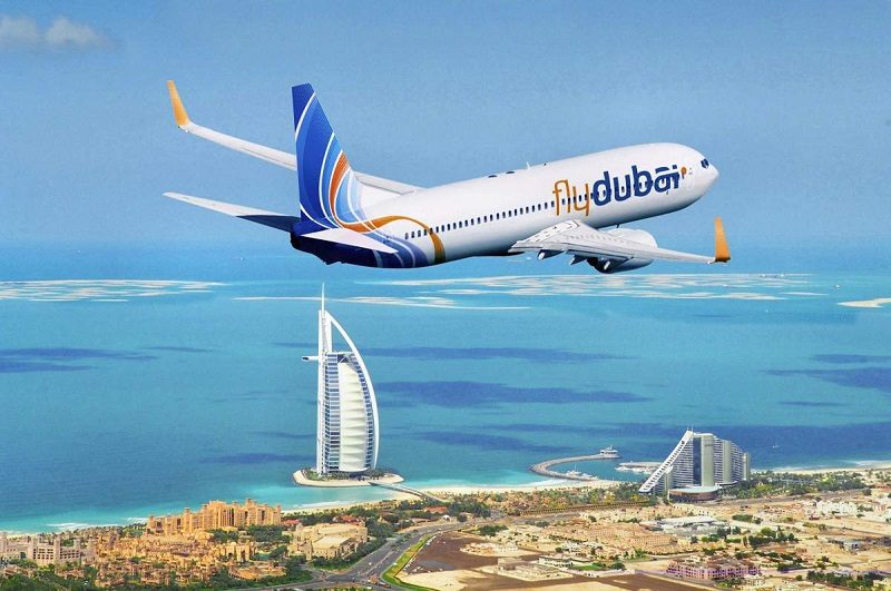 Распродажа flyDubai! полеты из Москвы и регионов России в Дубай со скидкой 20%