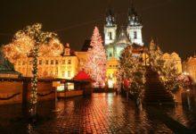 Новогодняя Прага! Дешевые чартеры из Москвы всего за 9600₽ туда-обратно!