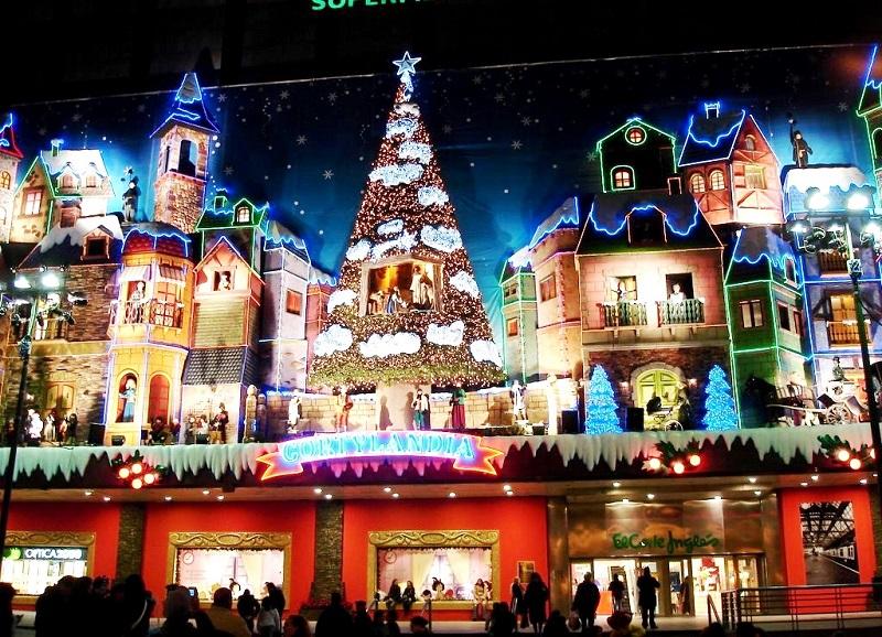 Огонь цена! Из Москвы в Барселону на Католическое Рождество за 6800₽ туда-обратно