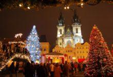 Рождественская Прага! Дешевый чартер из Москвы всего за 8700₽ туда-обратно!