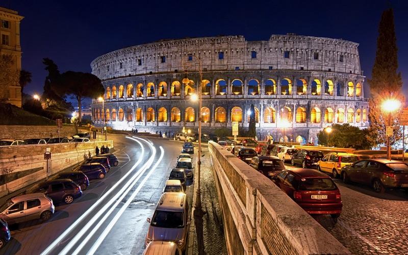 Билеты из Екатеринбурга в Рим всего за 15360 руб. туда-обратно с багажом!