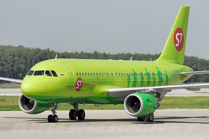Распродажа S7 продолжается! Перелеты из Новосибирска, Иркутска и Красноярска в страны Азии и Дубай от 9200₽ туда-обратно!